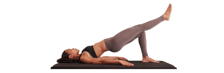 Variaties op de plank-oefening