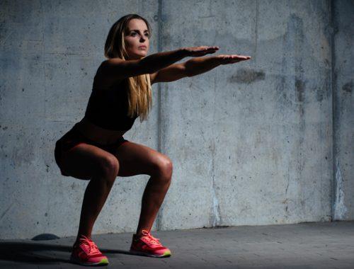 Goedkope training op eigen lichaamsgewicht