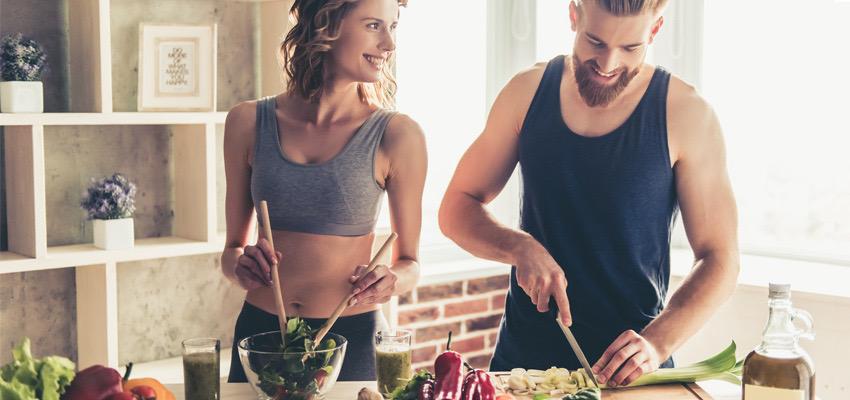 Wat kun je het best eten voor het sporten?