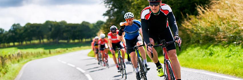 fietsen in groep tips